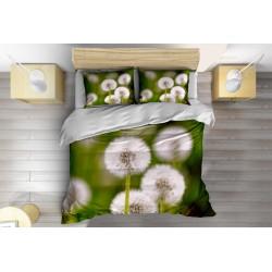 Спален комплект със завивка Глухарчета - Dandelions