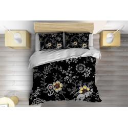 Комплект спални чаршафи със завивка Лека нощ - Good Night