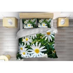Чаршафи със завивка за легло Горски цветя - Flowers of the Forest