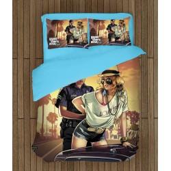 Фенски спален комплект Grand Theft Auto