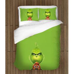 Детско спално бельо Гринч - The Grinch