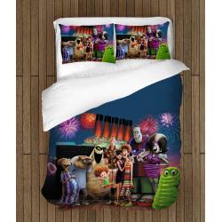 Спално бельо със завивка 3D -  Хотел Трансилвания - Hotel Transilvania
