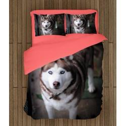 Ефектен спален комплект с Хъски - Husky