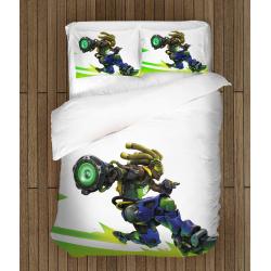 Спално бельо с игра Overwatch - Overwatch