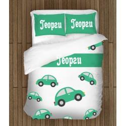 Спално бельо с имена Георги - Gerogi