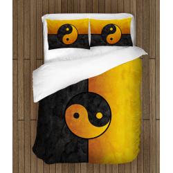 Комплект спално бельо Ин-ян - In And Yan