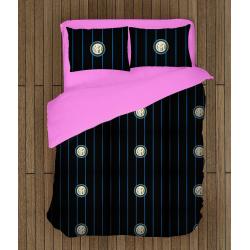 Футболно спално бельо със завивка 3D Интер - Inter