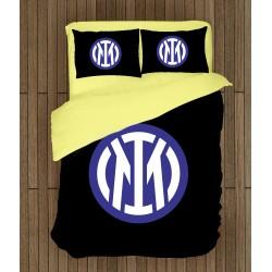 Футболно спално бельо Интер - Inter New Logo