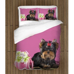 Спален комплект Йорки териер - Yorkshiere Terrier