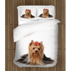 Спално бельо Йоркширски териер - Yorkshiere Terrier
