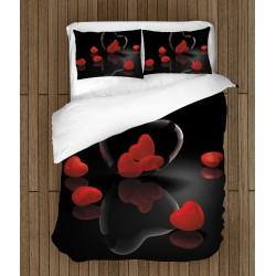 Спално бельо за двама История за любов - Love Story