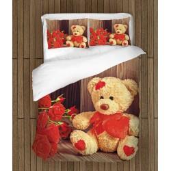 Романтично спално бельо Изненада за свети Валентин - Valentine Day Surprise