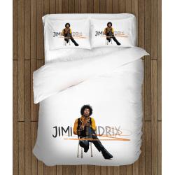 Комплект спално бельо Джими Хендрикс - Jimi Hendrix