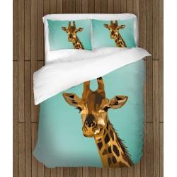 Спално бельо Жираф - Giraffe