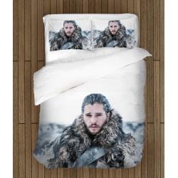 Спално бельо Игра на тронове Джон Сноу - Game of Thrones John Snow