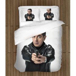 3D спално бельо Джони Инглиш - Johnny English