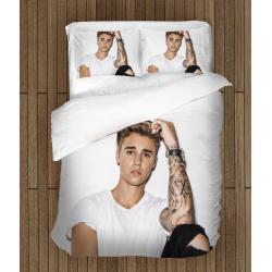 Спално бельо със завивка Джъстин Бийбър - Justin Bieber