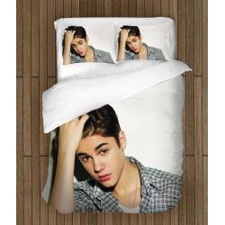 Фенски спален комплект Джъстин Бийбър - Justin Bieber Young