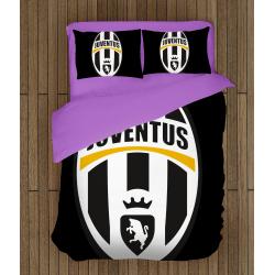 Футболно спално бельо със завивка 3D Ювентус - Juventus
