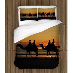 Спално бельо Камили - Camels
