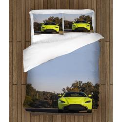 Спално бельо с коли Астон Мартин - Aston Martin