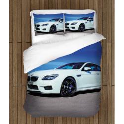 Спално бельо със завивка БМВ - BMW