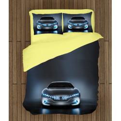 Спално бельо с коли Хибрид - Car Hybrid