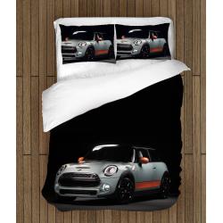 Спално бельо с коли Мини Купър - Mini Cooper