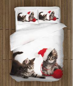 Спално бельо Коледа