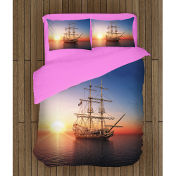 Спално бельо Корабче - Little Ship