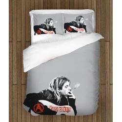Фенски спален комплект Кърт Кобейн - Kurt Cobain
