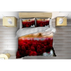 Красиво спално бельо Лалета - Tulips