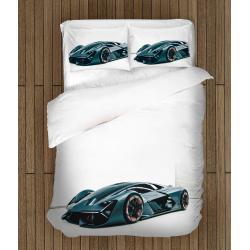 Спално бельо със завивка Ламборджини - Lamborghini