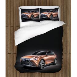 Спално бельо със завивка Лексус - Lexus