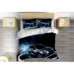 Ефектно спално бельо Лексус - Lexus Gray
