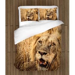 Спално бельо със завивка Лъв - Lion