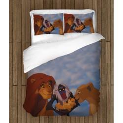 Детско спално бельо Цар Лъв - Lion King