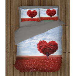 Спално бельо Любов през есента - Autumn Love