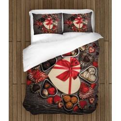Ефектно спално бельо Любовта е сладка - Sweet Love