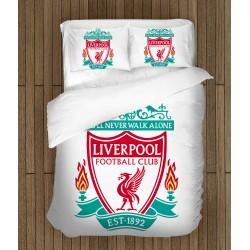 Футболно спално бельо за фенове Ливърпул - Liverpool