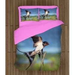 Комплект чаршафи за легло Лястовица - Swallow