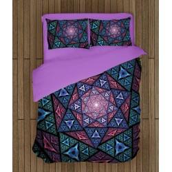 Арт спален комплект Магическа стена - Magic Wall