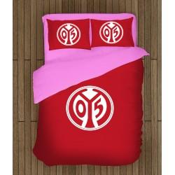 3D футболно спално бельо Майнц - Mainz