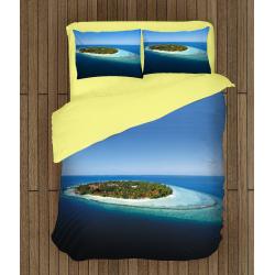 Романтични чаршафи Малдивите - Maldives Vacancy