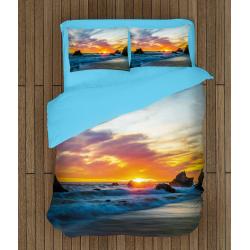 Романтични чаршафи Изгрев в Малибу - Malibu Sunrise