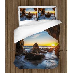 Романтично Спално бельо със завивка Малибу - Malibu