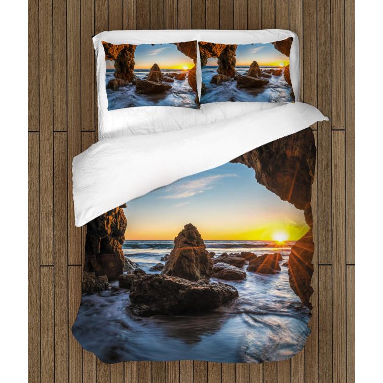 Романтично спално бельо Малибу - Malibu