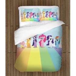 Комплект чаршафи Малкото пони - Little Ponnie