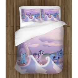 Детско спално бельо със завивка Малкото пони - Little Ponnie