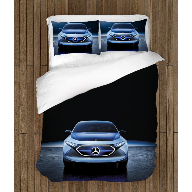 Спално бельо Мерцедес Бенц - Mercedes Benz Black
